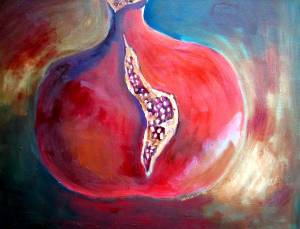 One Pomegranate